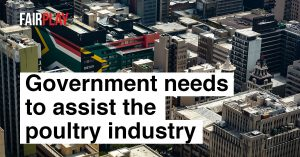 Government needs to support the poultry industry